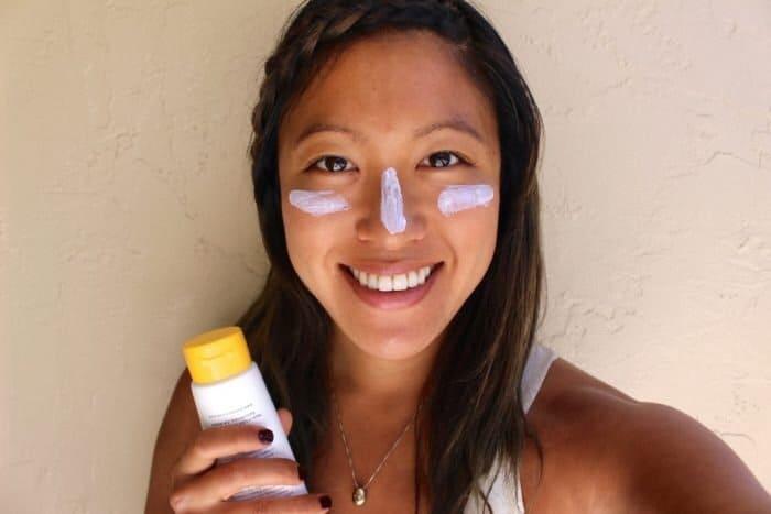 choose a sunscreen