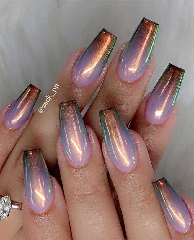 fall nail colors
