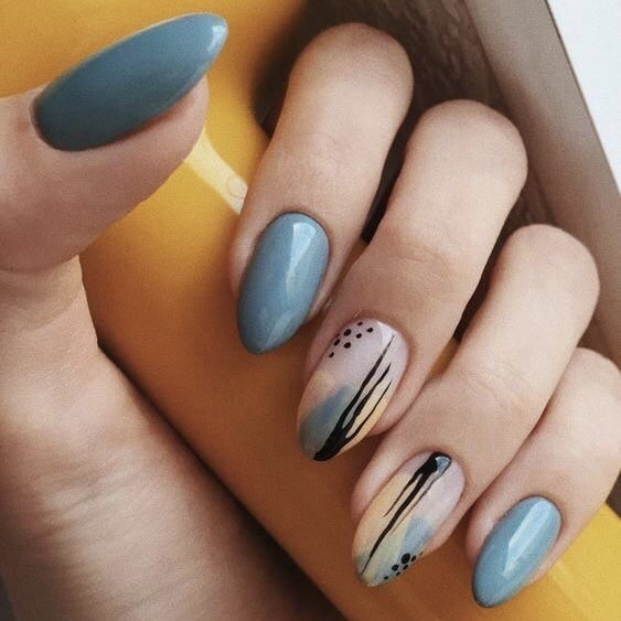 30+ HOTTEST IDEAS FOR FALL NAILS YOU NEED TO TRY THIS SEASON