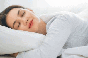 proper sleep will help you not be lazy