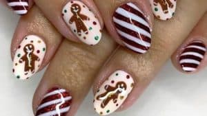 LATEST IN NAILS