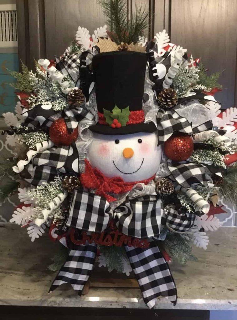 70 Breathtaking Christmas Wreaths that Scream Holidays