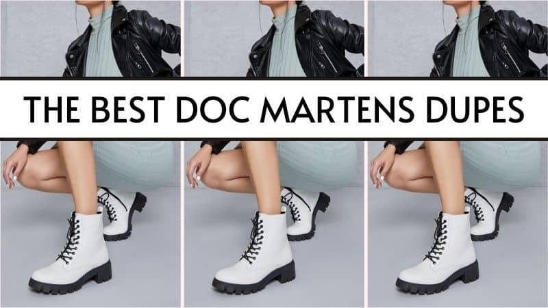 best doc martens dupes
