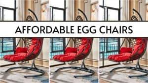 cheap egg chairs
