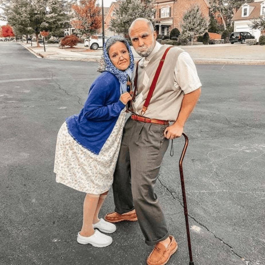 36 CUTEST Couple Halloween Costumes To Steal The Party