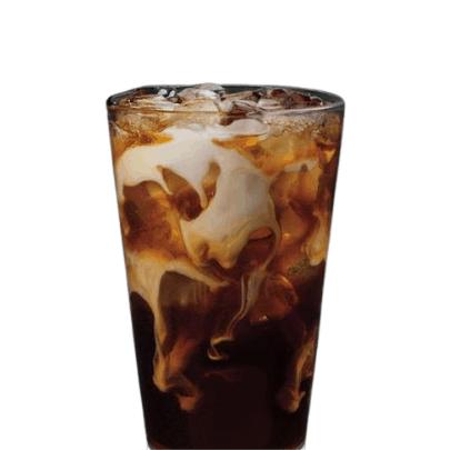 healthy Starbucks drinks - caramel brulee