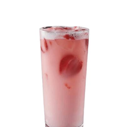 healthy Starbucks drinks - pink drink