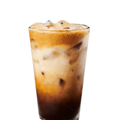 healthy Starbucks drinks - iced shaken espresso