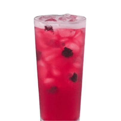 healthy Starbucks drinks - berry hibiscus refresher