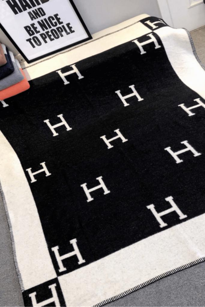 Hermes blanket dupes