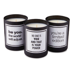 gifts for best friends - scented candles