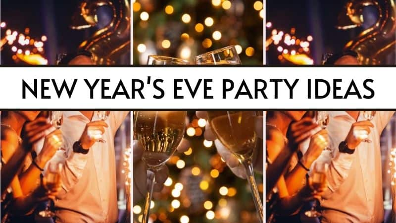 featured image NEW YEAR'S EVE PARTY IDEAS